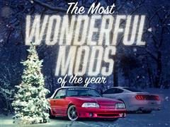 December Sale - Christmas Mustang Deals!