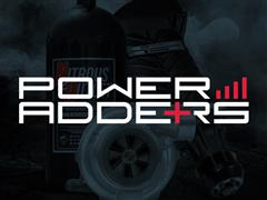 Mustang Power Adders