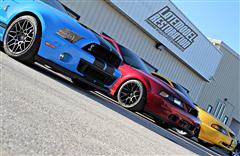 Mustang Project Cars By LMR.com