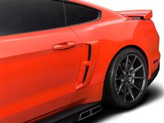 2015-2017 Mustang Quarter Panel Scoops