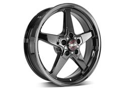 Mustang Race Star Dark Star Wheels