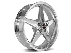 Mustang Race Star Drag Star Wheels