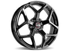 2015-2018 Mustang Race Star Recluse Wheels