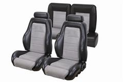 Mustang Seats, Upholstery & Seat Belts