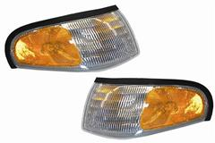 Mustang Sidemarker Lights