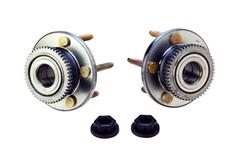 Mustang Spindle & Wheel Hubs
