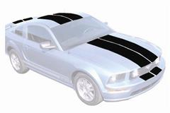 Mustang Racing Stripe Kits