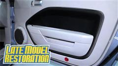 How To: Install Mustang SVE Interior Door Panel Insert Kit
