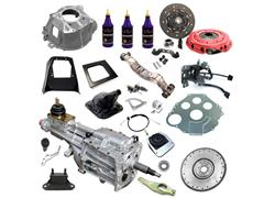 Mustang Manual Transmission Swap Kits & Components