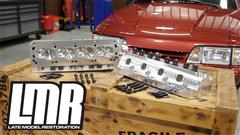 Trick Flow 170cc Twisted Wedge 11R Aluminum Cylinder Heads