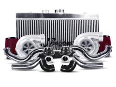Mustang Turbo Kits