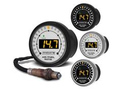 Mustang Wideband & Air/Fuel Gauges