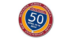 Mustangs Across America 50th Anniversary Drive