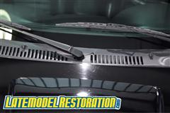 New Edge Mustang Cowl Vent Grille Installation