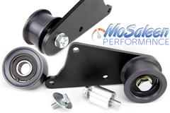 Reduce Mustang Supercharger Belt Slippage: Mosaleen Idler Pulley Kit