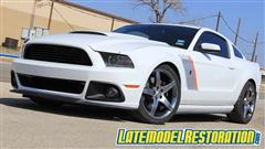 How To Install Mustang Roush Side Splitters (13-14)