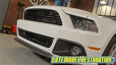 How To Install Roush Mustang Lower Grille Delete (13-14)