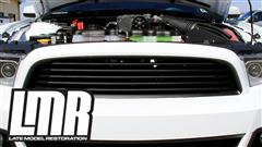 How To Install Roush Mustang Upper Grille (13-14)
