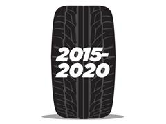 2015-2020 Mustang Tires