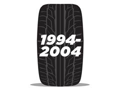 1994-2004 Mustang Tires