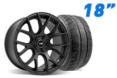 18 Inch 1994-2004 SVE Drift Wheel &Tire Kits
