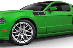 SVE Mustang Decals
