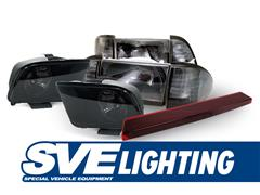 SVE Mustang Lighting