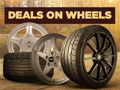 SVE Mustang Wheels On Sale