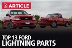 Top 13 Ford Lightning Parts