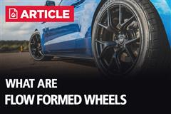 What Are Flow Formed Wheels - Cast Vs Flow Formed Vs Forged