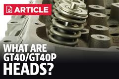 What Are GT40 Heads?
