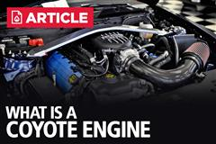 What Is A Coyote Engine?