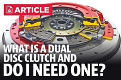 What Is A Dual Disc Clutch?