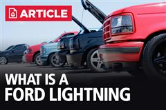 What Is A Ford Lightning?