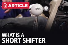 What Is A Short Shifter?