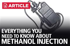 Everything You Need To Know About Methanol Injection